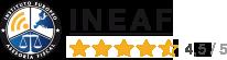 Valoración de INEAF por sus Alumnos