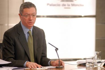 Alberto Ruiz Gallardon - INEAF