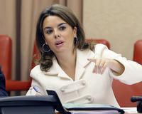 La Vicepresidente del Gobierno, Soraya Sáenz de Santamaría - INEAF