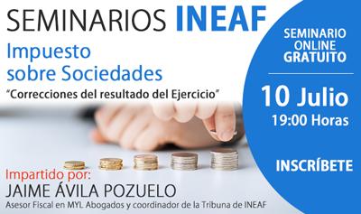 impueston sobre sociedades - INEAF