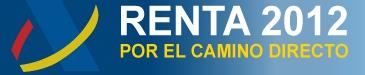 Campaña de la Renta 2012 - INEAF