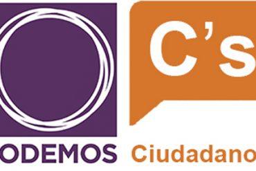 Ciudadanos y Podemos - IVA - INEAF