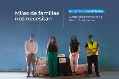 Campaña INEAF y Banco de Alimentos de Granada