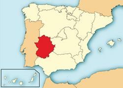 Extremadura - INEAF