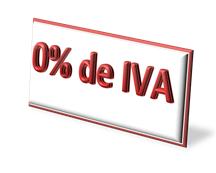0 % Iva