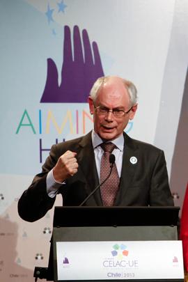 Herman van Rompuy, Presidente del Consejo Europeo - INEAF