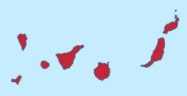 Islas Canarias - INEAF