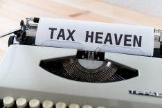 Baja el tipo mínimo de impuesto de sociedades