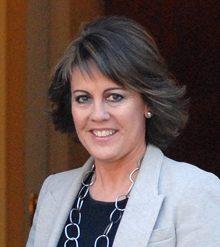Yolanda Barcina, Presidenta de la Comunidad Foral de Navarra