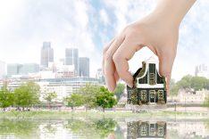 adquisición de vivienda