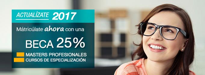 beca 25%