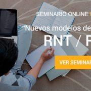 """Seminario """"Nuevos Modelos de Liquidación RNT y RLC"""""""