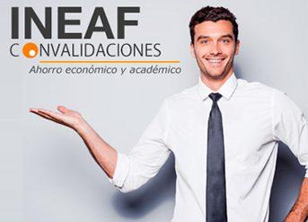 convalidaciones - INEAF