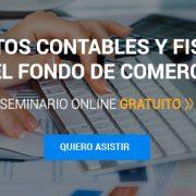Seminario: Aspectos Contables y Fiscales del Fondo de Comercio