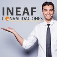 Convalidaciones INEAF