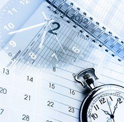 horas de trabajo efectivas - INEAF