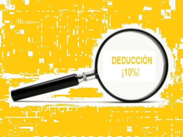 Deducción - INEAF