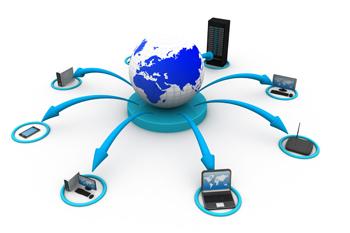 servicios prestados por vía electrónica - INEAF