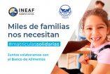 INEAF y el Banco de Alimentos de Granada se unen para com...