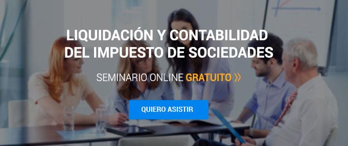 seminario impuesto de sociedades - INEAF